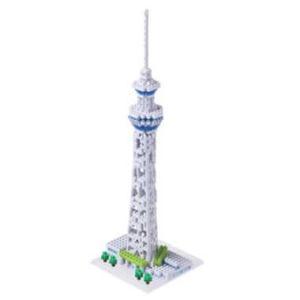 ナノブロック 東京スカイツリー nanoblock おもちゃ 知育玩具 dream-realize