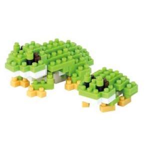 ナノブロック  アマガエル nanoblock おもちゃ 知育玩具|dream-realize