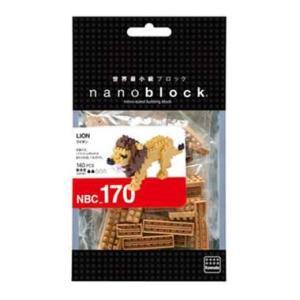 ナノブロック ライオン nanoblock おもちゃ 知育玩具|dream-realize