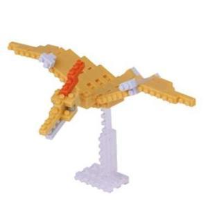 ナノブロック プテラノドン nanoblock おもちゃ 知育玩具|dream-realize