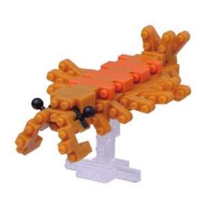 ナノブロック  アノマロカリス nanoblock おもちゃ 知育玩具|dream-realize