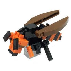 ナノブロックプラス オオスズメバチ   nanoblock+ おもちゃ 知育玩具|dream-realize
