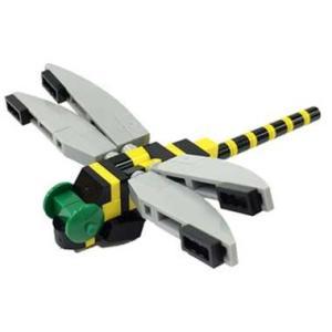 ナノブロックプラス オニヤンマ   nanoblock+ おもちゃ 知育玩具|dream-realize