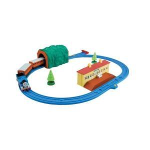 プラレール トーマス セット トーマス おもちゃ 玩具 ベーシックセット きかんしゃトーマス 3歳 4歳 知育玩具|dream-realize