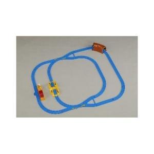 プラレールをはじめよう! ベーシックレールセット 基本的な部品 トンネル、駅、踏切が入ったはじめてのセット 電車、新幹線のおもちゃ 知育玩具|dream-realize