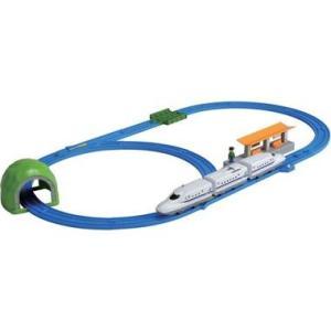 プラレール N700A 新幹線ベーシックセット のぞみ 新幹線とレールのセット おもちゃ 知育玩具|dream-realize