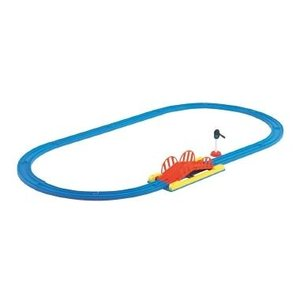 プラレール レールセット (A)  はじめて始める入門者用セット はね橋レール付き 電車、新幹線のおもちゃ 知育玩具|dream-realize