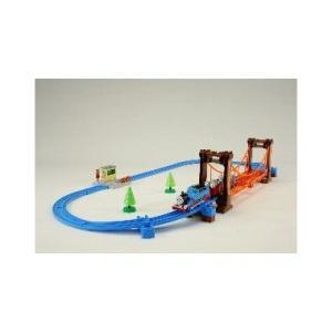 プラレール トーマス セット トーマス おもちゃ 男の子 3歳 4歳 ぐらぐらつり橋セット きかんしゃトーマス 知育玩具|dream-realize