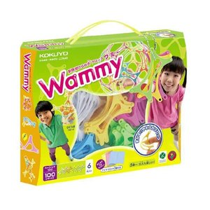 コクヨ ワミー おもちゃ 5歳 6歳 7歳 ベーシック100 ひらめきブロック Wammy 知育玩具