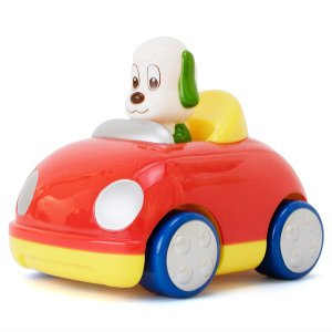 いないいないばあ おもちゃ ワンワンとうーたん ワンワンのドリームカー 車 おもちゃ いないいないばぁ 1歳半 1.5歳 2歳 知育玩具|dream-realize