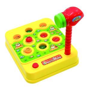 いたずらモグラたたきゲーム もぐらたたきゲーム ボードゲーム 穴から出たモグラを素早くハンマーでたたこう! おもちゃ 知育玩具 dream-realize