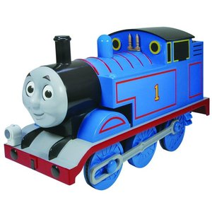 きかんしゃトーマス ゆれて走るよ!ごきげんトーマス フリクション走行 走りながらいろんなアクションをする 機関車トーマス ミニカー おもちゃ 知育玩具