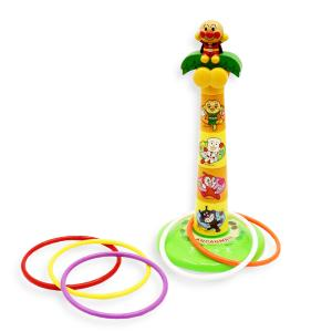 アンパンマン おもちゃ知育玩具 ゆらゆらわなげ 輪なげ 輪投げ 男の子 女の子 3歳 4歳 5歳|dream-realize