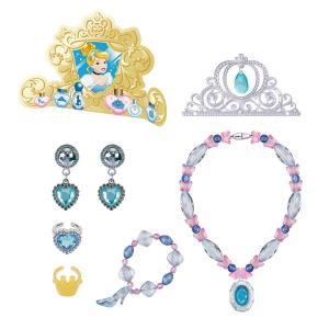 ディズニー プリンセス シンデレラ おもちゃ コスチュームアクセ アクセサリー 3歳 4歳 5歳 知育玩具|dream-realize