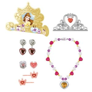 ディズニー プリンセス ベル おもちゃ コスチュームアクセ アクセサリー 3歳 4歳 5歳 知育玩具|dream-realize