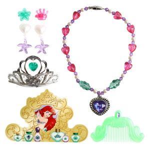 ディズニー プリンセス アリエル おもちゃ コスチュームアクセ アクセサリー 3歳 4歳 5歳 知育玩具|dream-realize