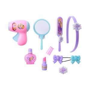 ディズニー プリンセス ラプンツェル おもちゃ ヘアメイクセット 3歳 4歳 5歳 知育玩具|dream-realize
