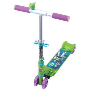 ディズニー PIXAR ピクサー トイストーリー イージースケーター キックボード キックスケーター 子供用 おもちゃ 3歳 4歳 5歳 知育玩具|dream-realize