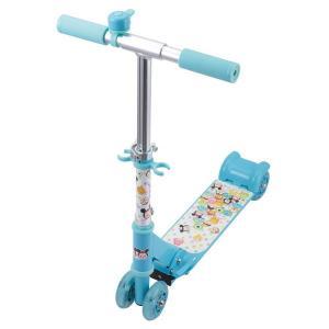 ディズニー ツムツム イージースケーター キックボード キックスケーター 子供用 ミッキー ミニー TSUM TSUMおもちゃ キャラクターグッズ 3歳 4歳 5歳 知育玩具|dream-realize
