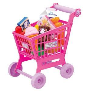 ハローキティ キティちゃん おもちゃ おしゃべりハローキティとショピングカート お店屋さんごっこ おままごと 女の子 3歳 4歳 5歳 知育玩具|dream-realize
