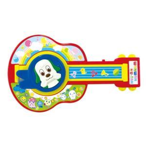 いないいないばあ 楽器 おもちゃ ワンワンとうーたん ワンワンのパラダイスギター 3歳 4歳 5歳 知育玩具|dream-realize