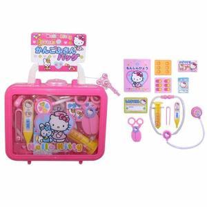 キティちゃん おもちゃ 6歳 7歳 かんごふさんバッグ 看護婦さんバッグ お医者さんごっこ お医者さんセット ケース入り 知育玩具 dream-realize