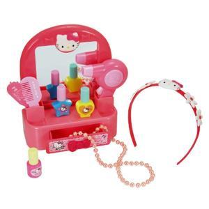 キティちゃん おもちゃ 3歳 4歳 プチドレッサー コスメ おしゃれグッズ おままごとあそびセット ままごと遊び 知育玩具 dream-realize