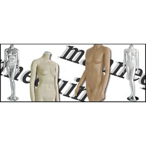 マネキン 展示会 オークション コーディネート ファッション アパレル   ヘッドレス  FTB-1|dream-shopping