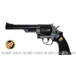 エアガン リボルバー S&W M29 44マグナム 6インチ HOPUP (No4)|dream-up