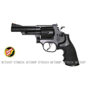 エアガン リボルバー S&W M19 357マグナム 4インチ HOPUP (No.5)|dream-up