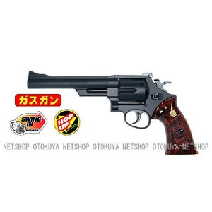 ガスガン リボルバー S&W M29 44マグナム 6インチ HOPUP (No.2)|dream-up