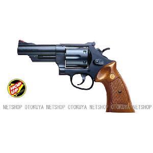 エアガン リボルバー S&W M29 44マグナム 4インチ HOPUP (No.1)|dream-up