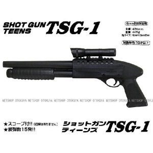エアーショットガン ティーンズ TSG-1|dream-up