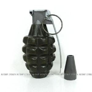 手榴弾型BB弾ボトル MkIIタイプ (パイナップル型)|dream-up