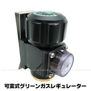 メーター付き 圧力調整器 JASGグリーンガス専用 可変式レギュレーター (SP-16000) サンプロジェクト 外部ソース化|dream-up