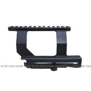 AKシリーズ用 サイドロック マウントレイル 20mmレール対応|dream-up