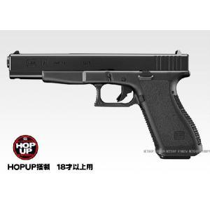 ハイグレード グロック 17L HOPUP (エアーガン 18才以上用)|dream-up