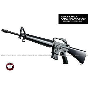 スタンダード 電動ガン コルト M16A1 ベトナム バージョン|dream-up