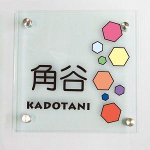 表札 おしゃれな表札 シンプルな表札 正方形 手作りネームプレート 送料無料|dreamaki|04