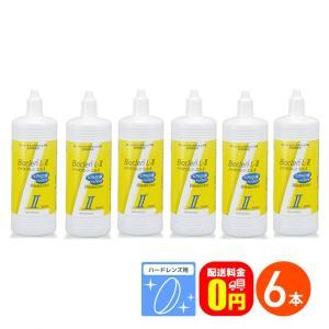 バイオクレンエル2 360ml 6本セット ハードレンズ用洗浄保存液 オフテクス|dreamcl