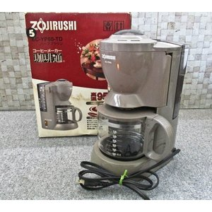 ZOJIRUSHI象印 珈琲通 コーヒーメーカー EC-YP60-TD■H-208|dreamcook