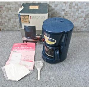 *IZUMI/イズミ ドリップ式コーヒーメーカー IC-3400になります。  *大きさ:H260×...