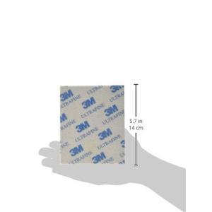 コンパウンド キジマ(Kijima) スポンジ研磨剤 3M ウルトラファイン 1枚 302-820