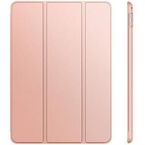 JEDirect iPad mini 4 ケース レザー 三つ折スタンド オートスリープ機能 スマー...