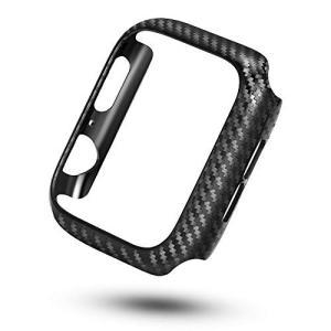 材料:最高品質のPC素材で作られ、丈夫で軽量です Apple Watch Series 4と互換性が...