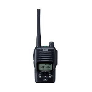 アルインコ ALINCO DJ-BU50AD デュアルモード簡易無線トランシーバー免許局 無線機 インカム|dreammobile