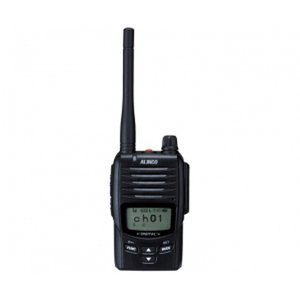 5W ハンディトランシーバー DJ-DP50HB 2650mAh アルインコ 無線機 インカム デジタル簡易無線 登録局|dreammobile