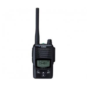 5W ハンディトランシーバー DJ-DPS50B 2650mAh アルインコ 無線機 インカム デジタル簡易無線 登録局|dreammobile