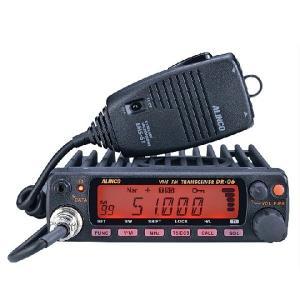 アルインコ モノバンド50MHz FMモービルトランシーバー DR-06|dreammobile