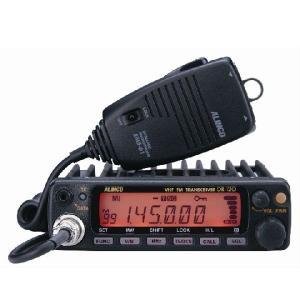 アルインコ モノバンド144MHz FM モービルトランシーバー DR-120|dreammobile
